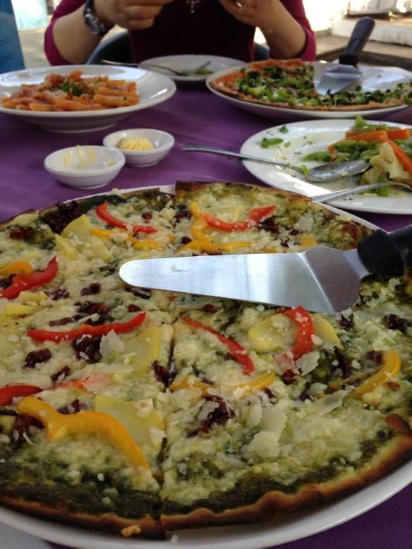Torey Pizza